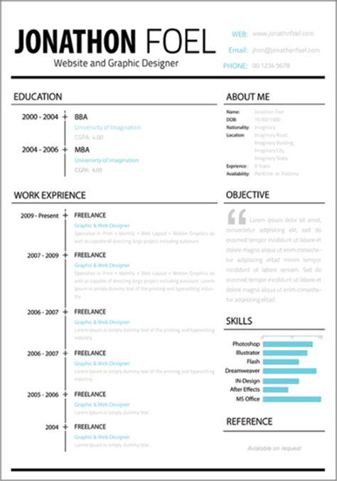 Plantillas De Curriculum Vitae Word 2007 Gratis 50 Mejores Plantillas De Curriculum Vitae Gratis Para Crear Tu Mejor Cv