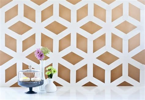 geometric pattern wall canvas 25 pieces of geometric wall art we want now brit co