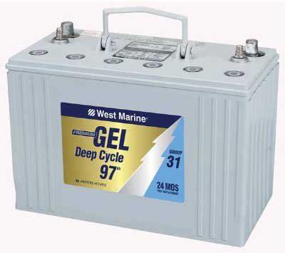 boat battery information choosing a marine battery boattech boatus