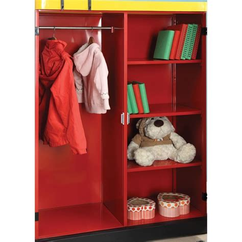 kids armoire wardrobe furniture of america lennon metal kids wardrobe armoire