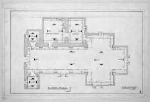 mission san antonio de valero the alamo floor plan