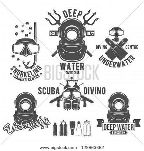 Tshirt Kaos Baju Cat Lover Navy diving helmet images illustrations vectors diving