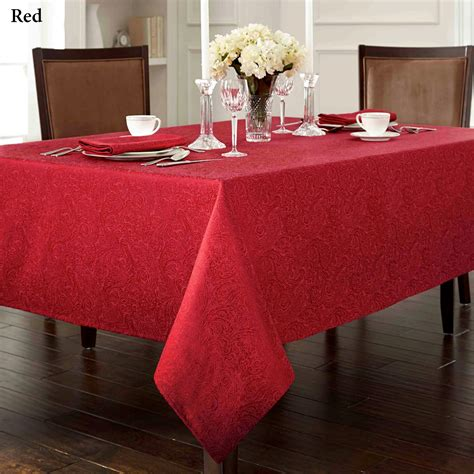 Waterford Table Linens by Chelsea Paisley Table Linens From Waterford Linens