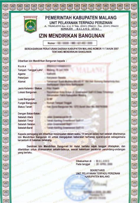 contoh surat izin amdal wisata dan info sumbar