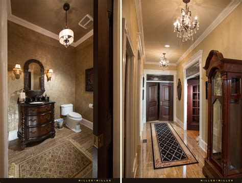 the powder room oxford 1223 oxford naperville luxury custom estate home