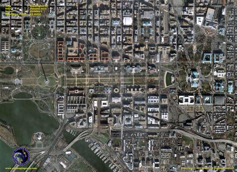 washington dc map satellite pleiades 1a satellite image of washington d c