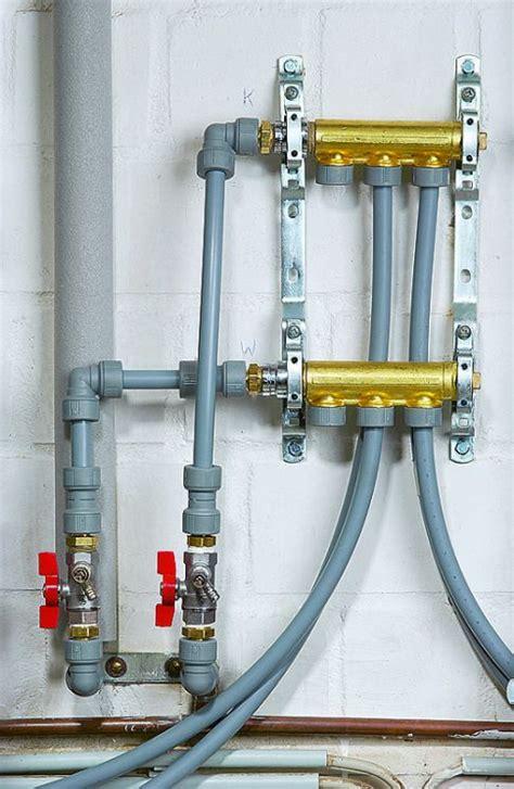 Wasserrohre Selbst Verlegen by Trinkwasserleitungen Selbst Verlegen K 252 Che Bad