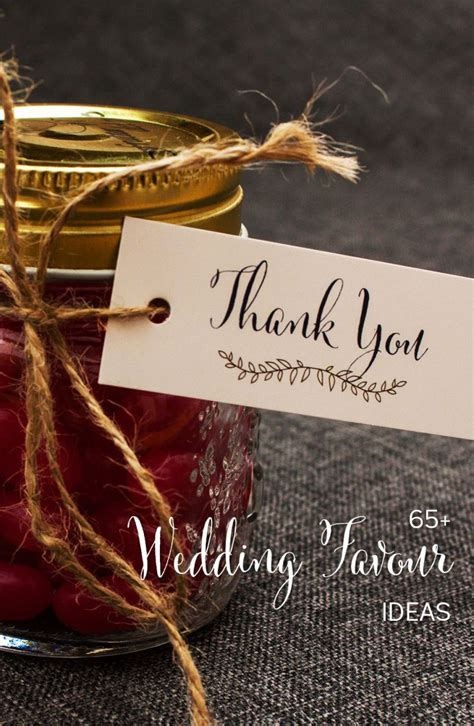 Wedding Gifts Queenstown by 65 Amazing Wedding Favours For Your Wedding Reception