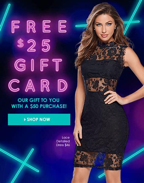 Venus Gift Card - venus free 25 gift card shopping has its rewards milled