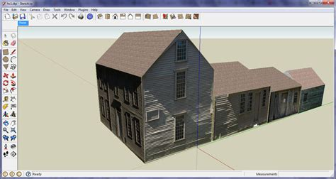 Sketchup Papercraft - lexmodel home