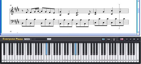 counting stars keyboard tutorial easy free counting stars onerepublic piano sheet music youtube