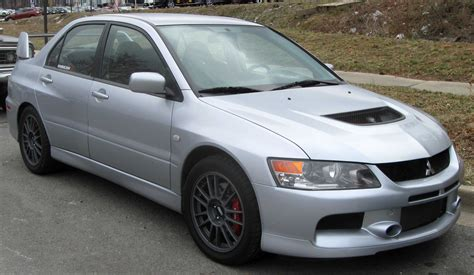 mitsubishi evolution 9 mitsubishi evolution 9