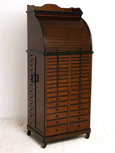 Dental Cabinet by Edwardian Mahogany Dental Cabinet 243033