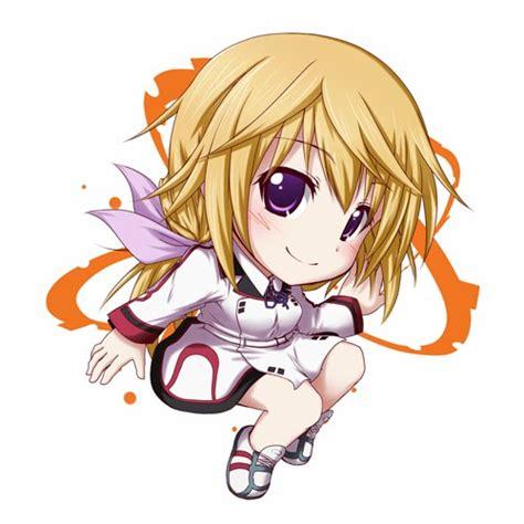 gambar anime infinite stratos chibi character infinite stratos