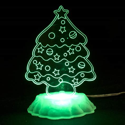 twelve volt christmas tree 18cm in car tree with 12 led lights lights uk led