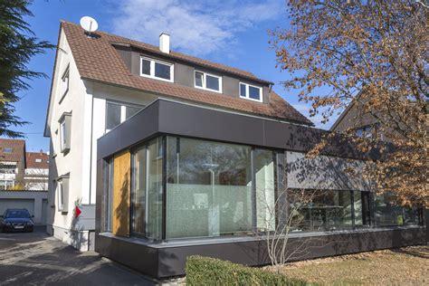 Moderner Anbau An Altbau by Studio Nestel Projekt Pf 09 Umnutzung Altbau Mit Anbau