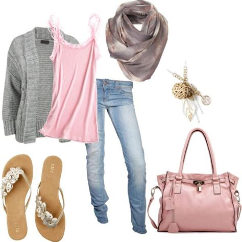 Adore Kemeja Salur Pink Grey so casual pretty i pink and gray together humor pink grey purse and gray