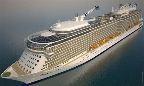 royal caribbeans newest ship anthem of the seas deck plan cruisemapper