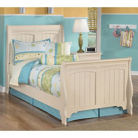 ashley furniture cottage retreat bedroom set cottage retreat sleigh bed signature design by ashley