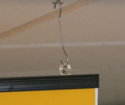 Sign Accessories For Carrying Hanging And Displaying Ceiling Sign Hangers