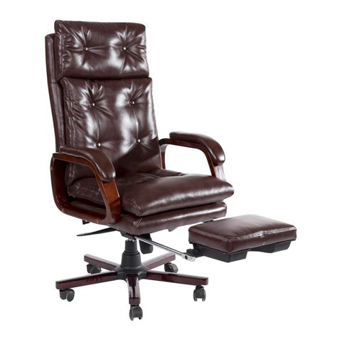 reclining executive office chair reclining office chair luxury reclining office chair