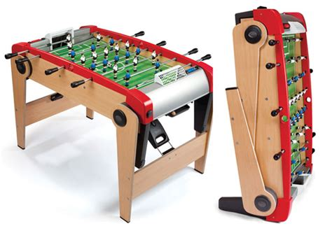 Size Foldable Foosball Table For Unlimited Homecrux