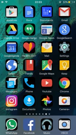 google themes for iphone android l google pixel theme by megapixelhunter install