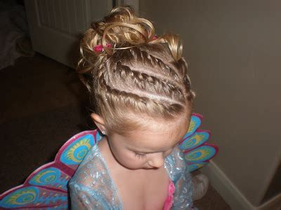fancy kid hair girl hairdos ideas time for another fancy nancy party