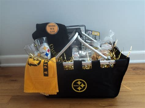 gifts for steelers fans steelers gift basket ideas gift ftempo