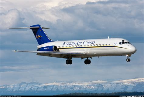 everts air cargo mcdonnell douglas dc 9 33rc anchorage ted international anc panc
