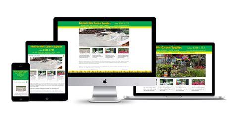 Garden Supply Websites Adelaide Website Development And Design
