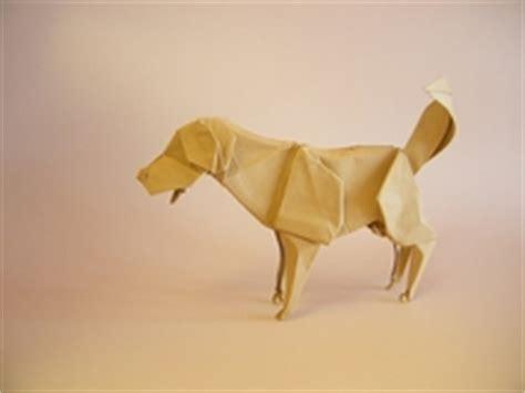 origami golden retriever labrador retriever hagiwara gilad s origami page