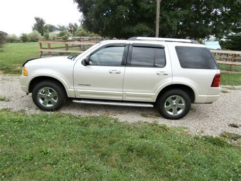automobile air conditioning service 2005 ford explorer sport trac parking system find used 2005 ford explorer limited sport utility 4 door 4 0l 4wd in new lexington ohio