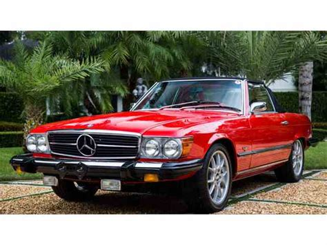 classic mercedes 450sl for sale on classiccars