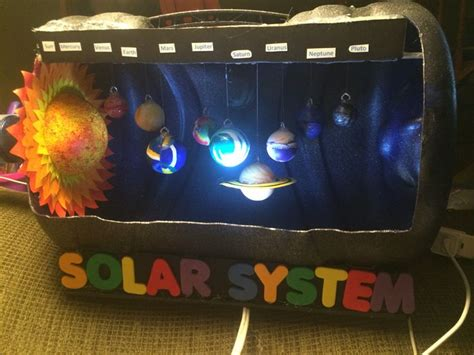 25 best ideas about solar system room on pinterest my version of the 5 gallon water bottle solar system