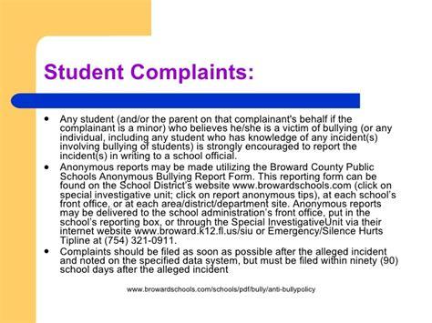 Parent Letter Bullying Prevent Bullying At School
