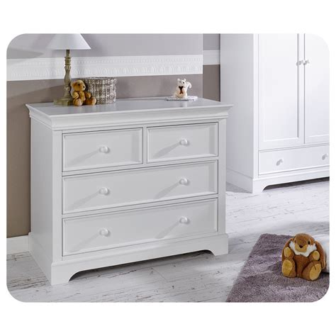 Commode Pas Cher Pour Bebe by Commode B 233 B 233 Pas Cher Achat Mobilier En Promo