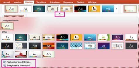 theme pour powerpoint 2010 gratuit personnaliser et enregistrer un th 232 me dans powerpoint 2016