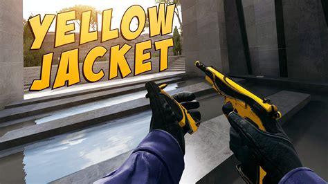 Jaket Cs Go cs go cz75 yellow jacket gameplay