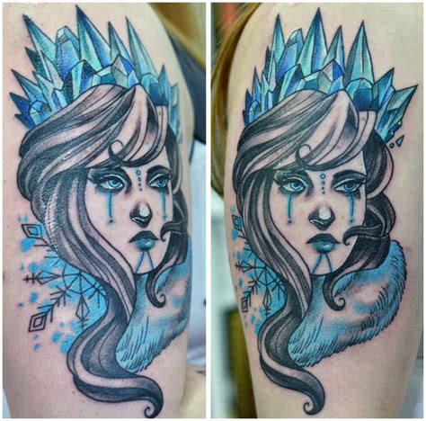 tattoo prices wolverhton tattoo prices queens ice queen tattoo by cam miyu on