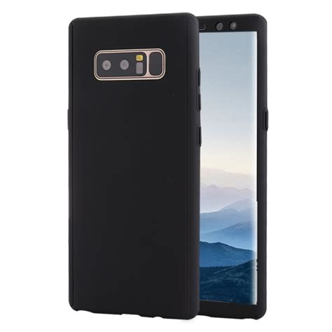 360 Samsung Note 8 for samsung galaxy note 8 360 degree coverage protective back cover black alex nld