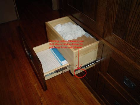 hidden compartment locks armoire with hidden drawer mechanism by rsmike