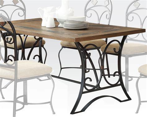 acme dining table acme dining table kiele ac71125