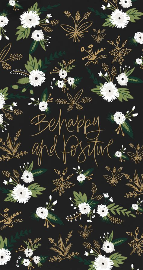 flower pattern lock positive pattern happiness joy hope pinterest