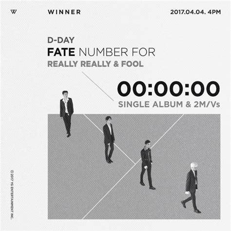 Winner Fate Number For Album Unsealed binh đo 224 n yg x 226 m chiếm s 224 n đấu kpop th 225 ng 4 bloganchoi