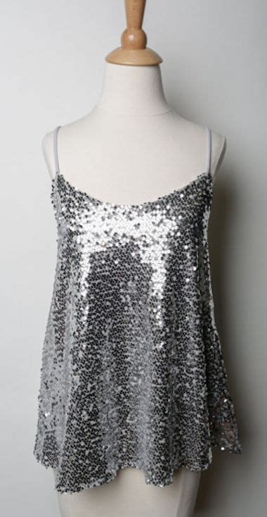 beaded and sequined tops sequin tank tops sequin tank and silver sequin on