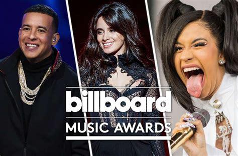 premios billboard 2018 lista completa de los nominados lista completa de nominados a billboard awards 2018 la opini 243 n