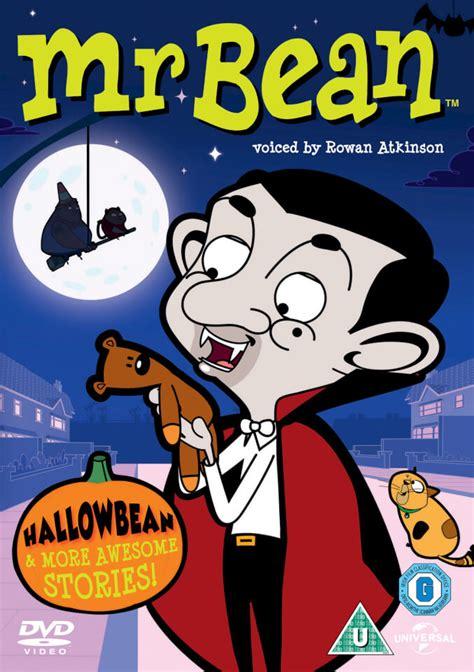 bean  animated adventures hallowbean