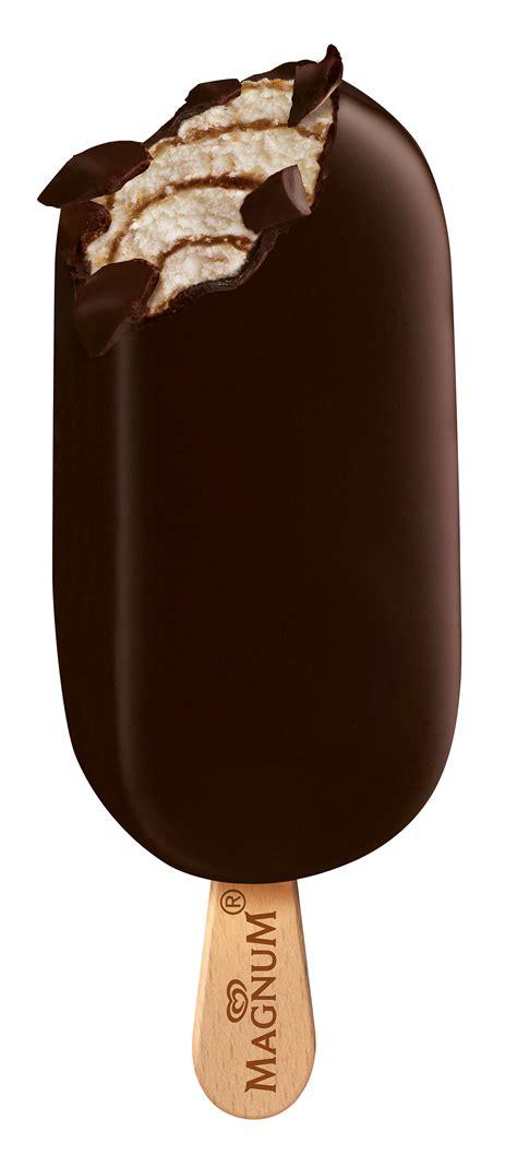 Almost Magnum Zip Black Original magnum new flavours teased through a molecular