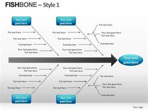 Fishbone Template Powerpoint by Fishbone Powerpoint Templates Slides And Graphics